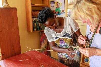 Rubona Basket Weavers Association, Uganda