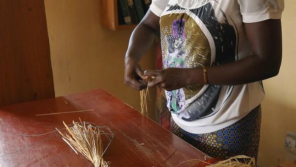 Rubona Basket Weavers Association, Rubona, Uganda