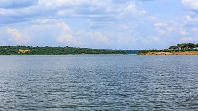 Kazinga Channel, QENP, Uganda