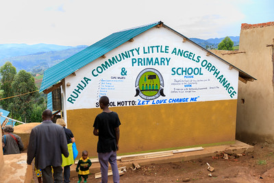 Community Little Angels Orphanage School, Ruhija, Uganda