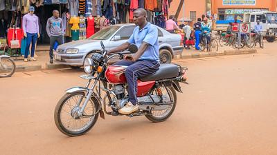 Strretlife in Kabale, Uganda