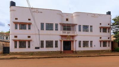 House in Iganga Road, Legacy of indian architecture in Jinja, Uganda