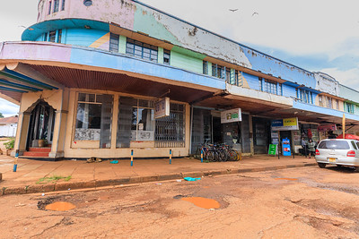 The Leoz, Indian Restaurant, Main Street, Jinja, Uganda
