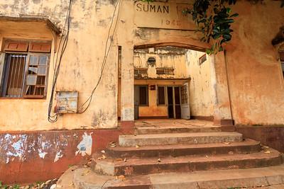 Suman House in Iganga Road, Legacy of indian architecture in Jinja, Uganda