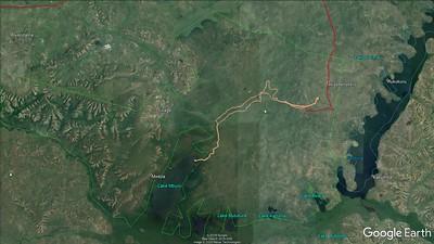 Mabamba Bay Wetlands, Equator, Wakiso District, Uganda