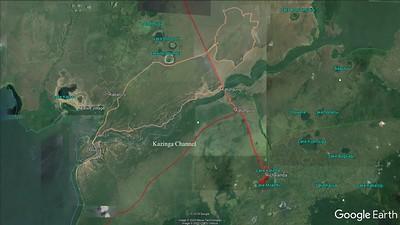 Bwindi Impenetrable National Park, Kabale District, Uganda