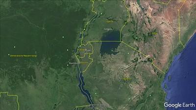 Roundtrip through Western Uganda