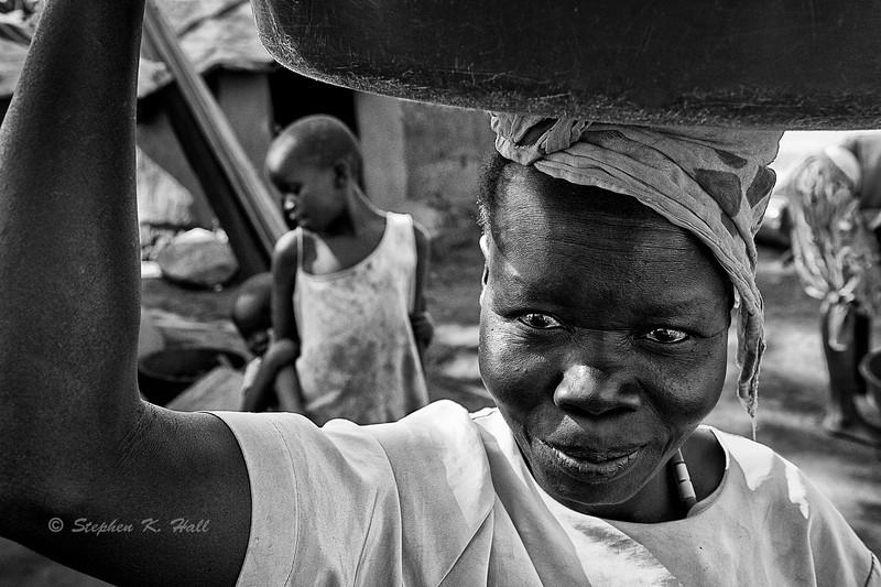 Acholi woman