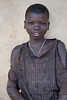 Acholi boy. Kiryandongo Refugee Settlement. Masindi district, Uganda