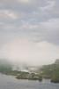 Victoria Nile, morning. Bujagali Falls, Uganda