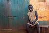 Bursting smile. Budondo, Uganda