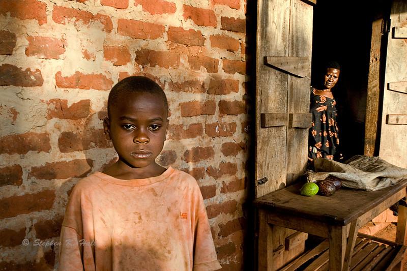 Vigilance. Buwenge, Uganda.