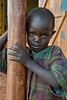 Village child and post