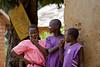 Mulling it over, primary school.  Matuumucath, Uganda