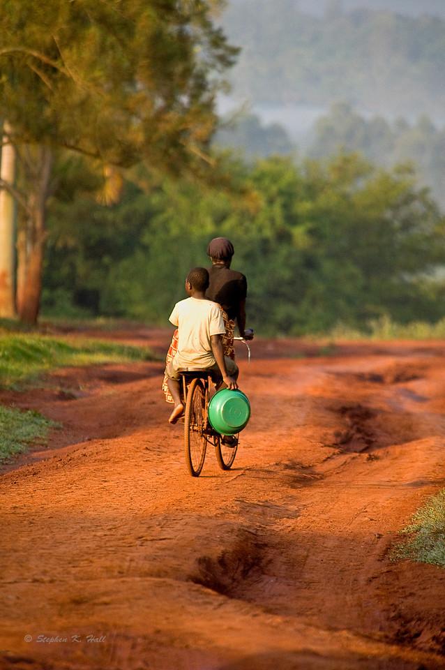 Uganda: Landscape and People
