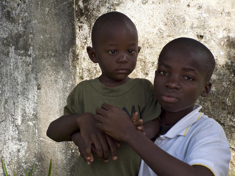 Brothers, Bujumbura, Burundi