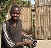 Man, Bujumbura, Burundi