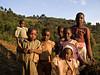 Kids, Lake Bunyonyi, Uganda