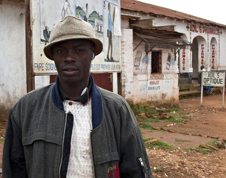 Man, Gitega, Burundi