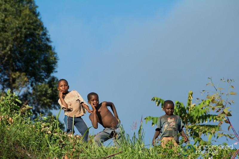 Boys Being Boys - Uganda