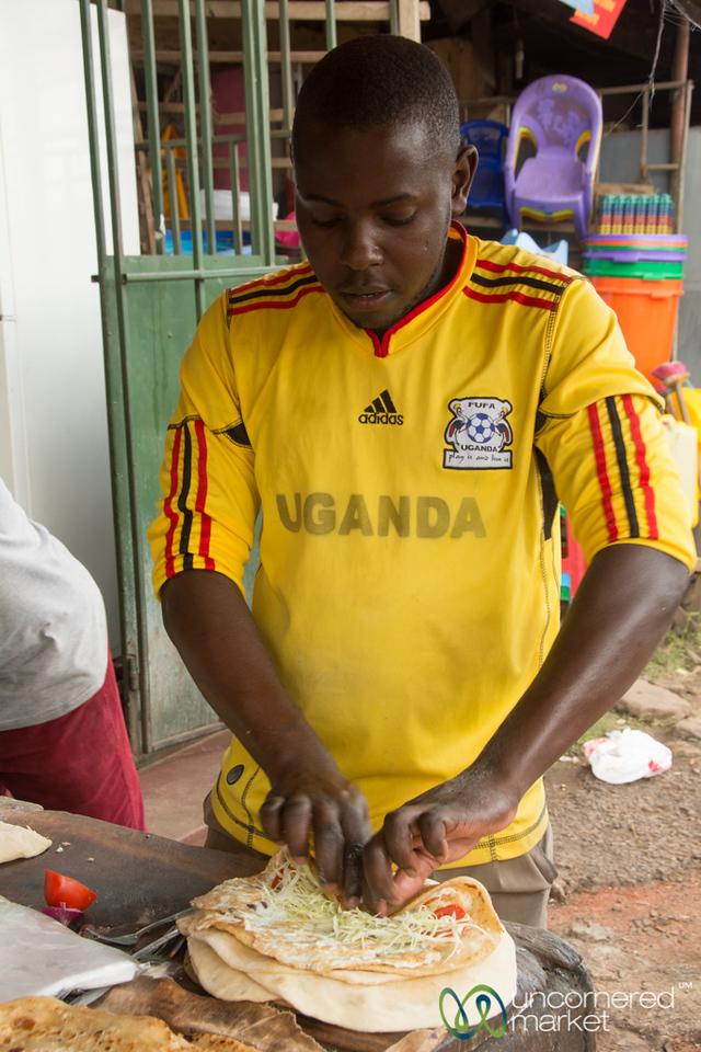 Time to Make the Rolex - Kampala, Uganda