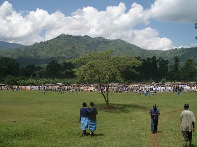 weekly market, mbale, uganda
