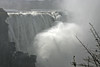 """Tremendous Thunder"" from walk at Victoria Falls, Zimbawe"