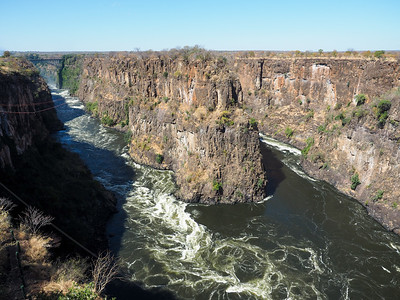 Batoka Gorge and the Zambezi River