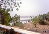 Morning view on the Niger near Niamey