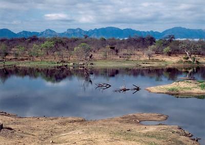 Dam at Edeni