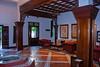 Zanzibar Serena Hotel, Stone Town, Zanzibar, Tanzania, Africa.  March 2008