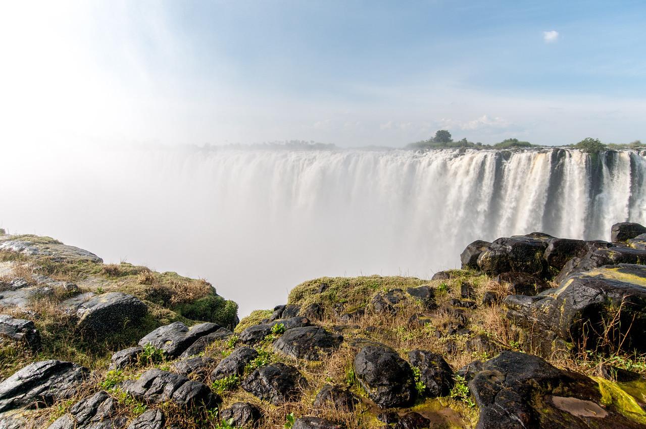 Mosi-oa-Tunya / Victoria Falls