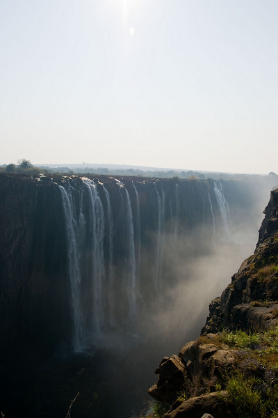 RTW Trip - Victoria Falls, Zimababwe