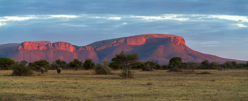 Waterberg Mountains - Marakele National Park, South Africa