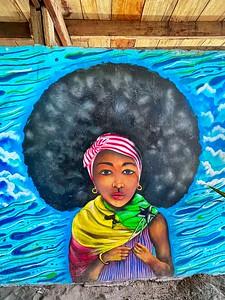 Wakanda Beach, Ghana