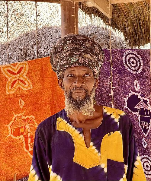 Jah Jah from Togo
