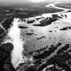 BNW aerial Victoria Falls