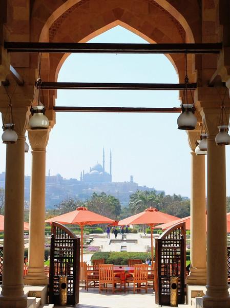 Al Azhar Park View