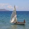 Dhow on Lake Malawi