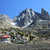 Rangers Station on Mount Kenya