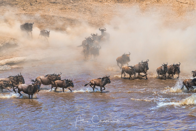 Crossing the Mara