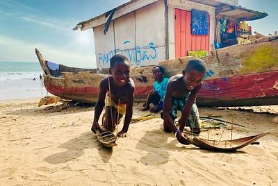 Kokrobite, Ghana