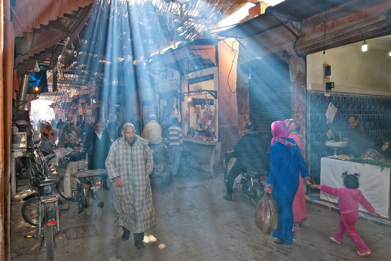 Morocco, Marrakesh
