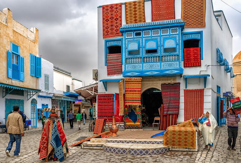 Tunisia, Kairouan