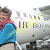Off to Maun, Botswana