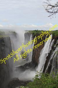 Vic Falls, Livingstone, Zambia