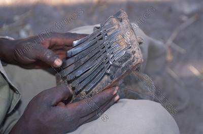 Mbira,duimpiano,Sanza,okavango,botswana