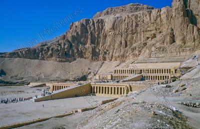 Luxor,Mortuary Temple of Hatshepsut,tempel van Hatsjepsoet,Temple de Hatsjepsoet