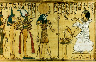 papyrus,Book of the Dead,dodenboek,Le Livre des Morts,Khonsoumes,1000BC