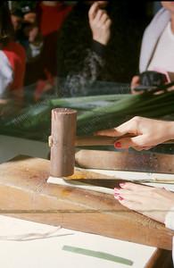 papyrus,making of,maken,fabricer